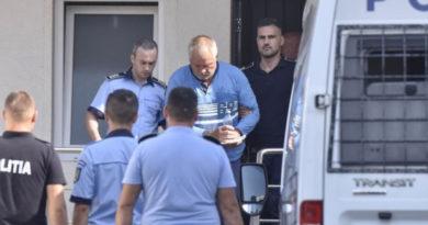 Numere de telefon ale polițiștilor și interlopilor din Caracal, găsite în telefonul lui Gheorghe Dincă